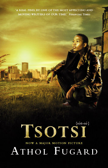 responce to the book tsotsi Tsotsi best books study work guide: compiled by elaine ridge for grade 11  home  you may want to relate it to his response to being without his mother) 6.