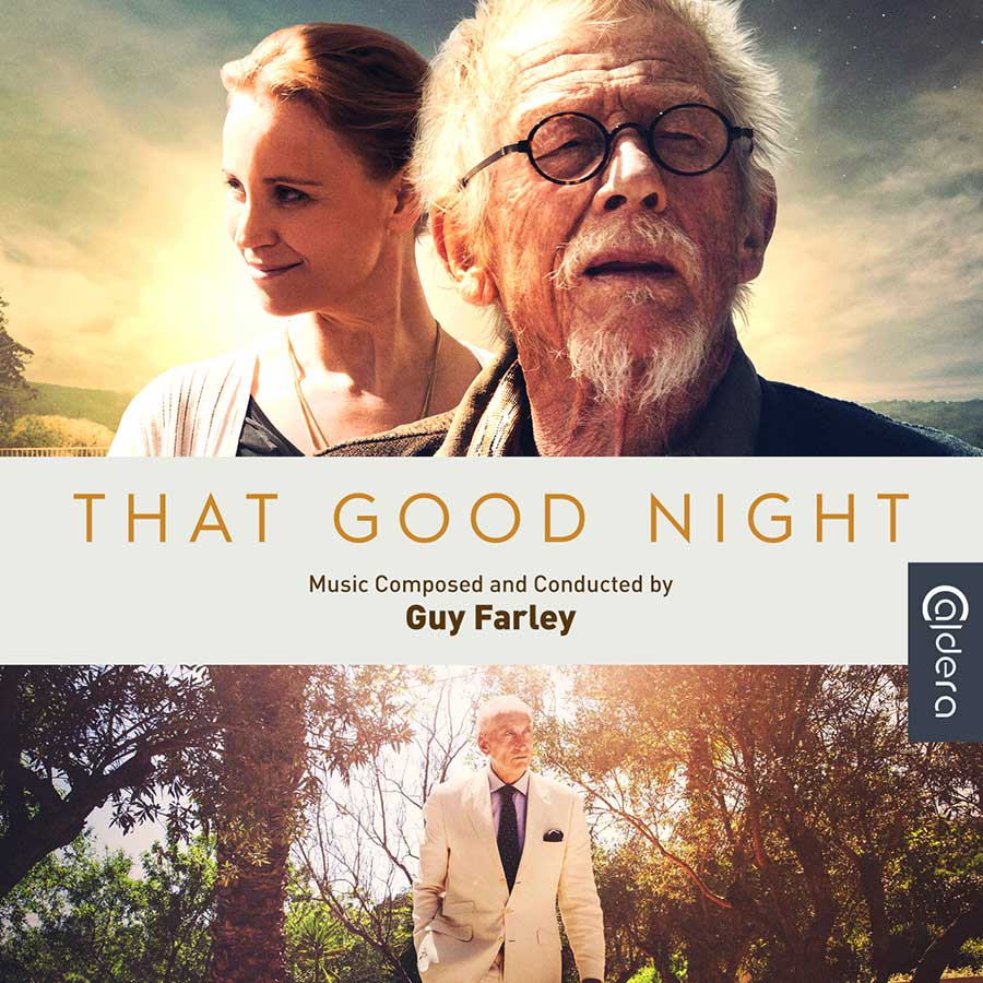 That Good Night Soundtrack Released – Guy Farley